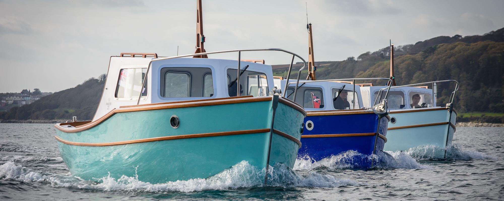 BOAT BUILDING :: Pasco's Boatyard Ltd